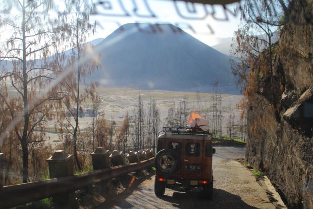 Mount Bromo Jeep